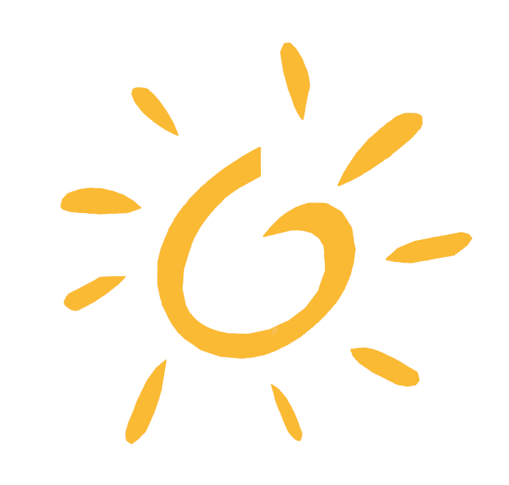 Logo soleil jaune du RSB