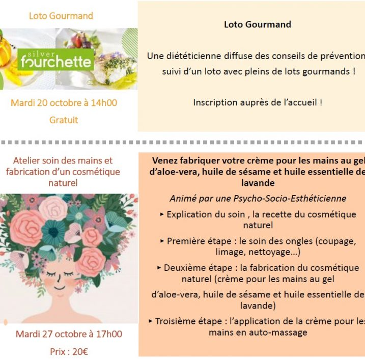 loto gourmand 2